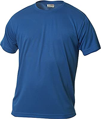 Herren Funktions T-Shirt aus Polyester von CLIQUE. Das T-Shirt für den Sport, perforiert und feuchtigkeitsabführend von noTrash2003® von Clique bei Outdoor Shop