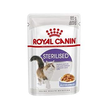 ROYAL CANIN stérilisée Cat Nourriture 12x 85g