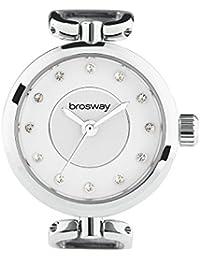 Sólo el tiempo Brosway Olivia WRcassOL04 señoras miran efectivo