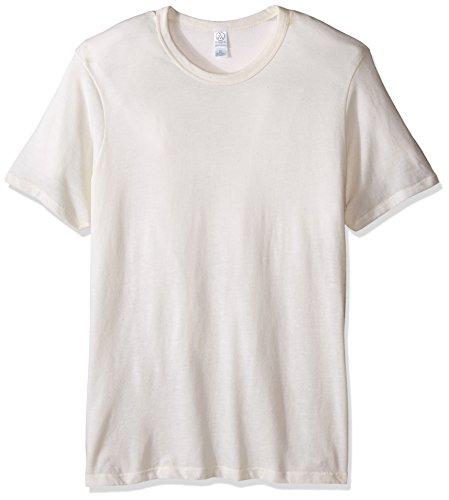 Alternative Herren T-Shirt Eco Ivory