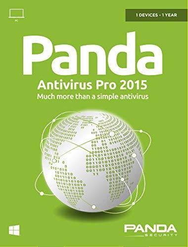 Panda Security E12AP15MB1 Antivirus Pro 2015, 1 Licenza, 12 Mesi