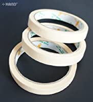HAND multi-usage Masking Tape - Tailles assorties (M 02 10 mm / 2 rouleaux de large)