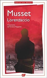 Book's Cover ofLorenzaccio