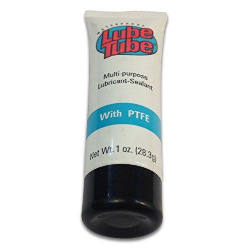 Lesbian lube tube