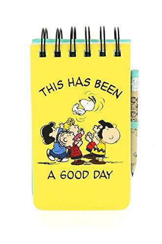 Preisvergleich Produktbild Peanuts Vintage A6 Reporter Notebook