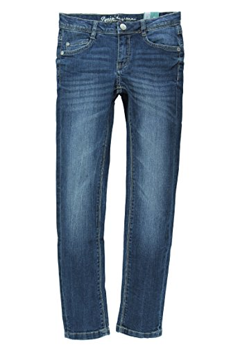 Lemmi Mädchen Skinny Jeanshose fit BIG, Gr. 164, Blau (blue denim|blue 0013) (Size Elasthan Jeans Plus)