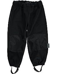 NAME IT Nitalfa Softshell Pant MZ Fo Noos, Pantalones Impermeable para Bebés