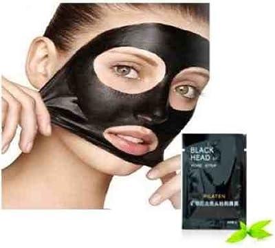 Peel-off Máscara para Comedónes Espinillas - Paquete de 10 - Poros grandes, puntos negros y manchas de la piel by RIVENBERT