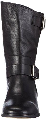 Giudecca Jy1510-1, Stivali da Motociclista Donna Nero (Nero (nero))