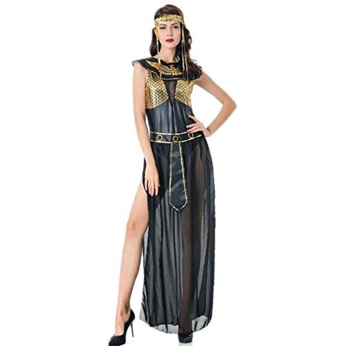 Halloween Cosplay Kostüme Maskerade Antiken Griechischen Göttin Palace Königin Kleidung Overalls Langen Rock,XL