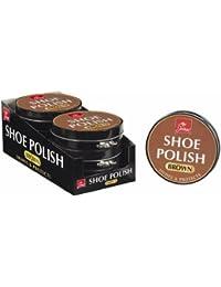 Jump Brown Shoe Polish Tin 80g Professional Shoe Polish Fast Postage Brand New