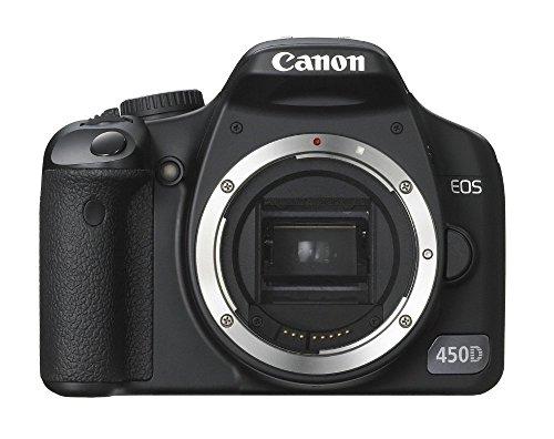 Canon EOS 450D - Cámara Réflex Digital 12.2 MP (Cuerpo) (Reacondicionado Certificado)