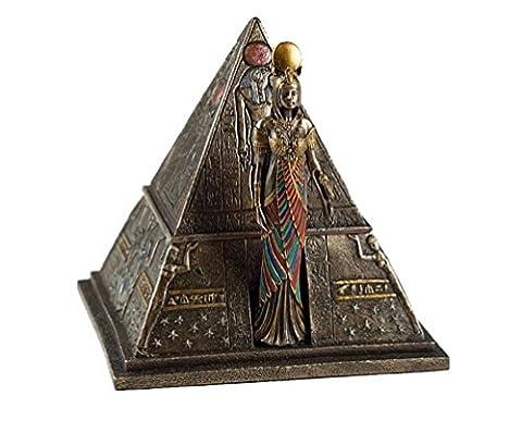 Pyramide égyptien–Tombeau de Nitocris–Boîte à bijoux boîte à bijoux