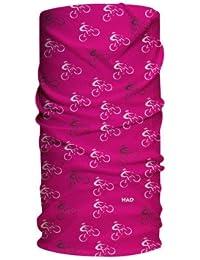 Pañuelo HAD Head Accessoires Original, Bike Magenta BF (bicis, magenta), talla única, HA110-0173