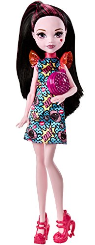Monster High FJJ16 Basis Puppe Draculaura