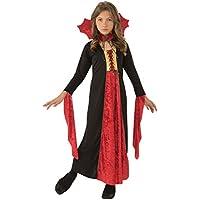 Haunted House - Vampiresa gótica, disfraz infantil, talla L (Rubie's 881029-L)