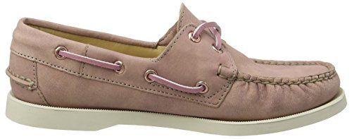 Sebago DOCKSIDES, Chaussures bateau femme Rose - Pink (MAUVE LEATHER)