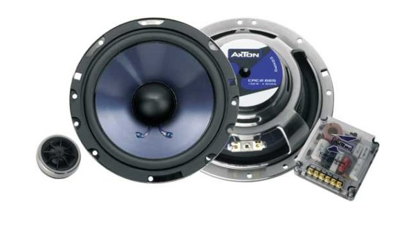 Axton Cac 2 6 It In Car Speaker Elektronik