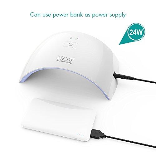 Nagel Lampe für CND Schellac und Gel - 5