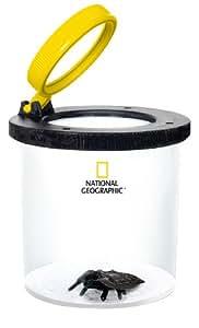 National Geographic 9121000 Boîte Loupe 2x/4x Noir