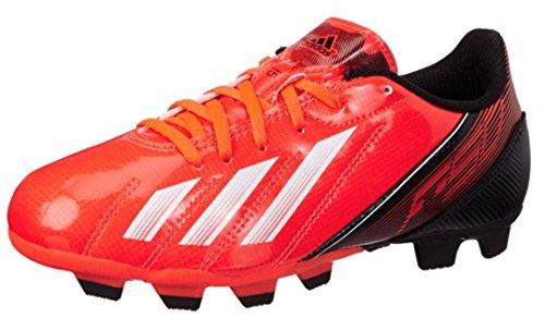 adidas , Herren Fußballschuhe 44 rosso - nero