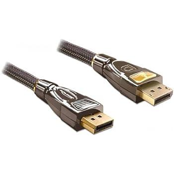 Delock Kabel DisplayPort Stecker/Stecker 2m