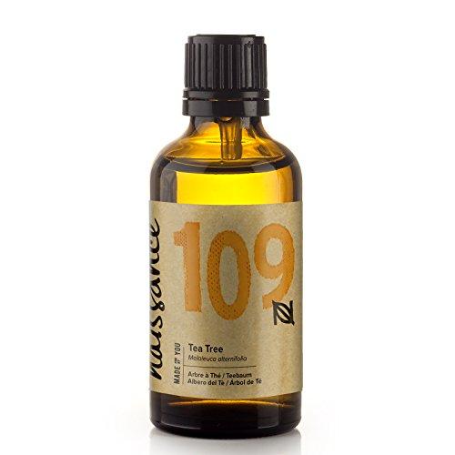 Naissance Olio di Albero del Tè - Olio Essenziale Puro al 100% - 50ml