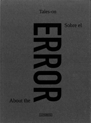 Tales-On Sobre El Error (Libros de Autor) por VV.AA