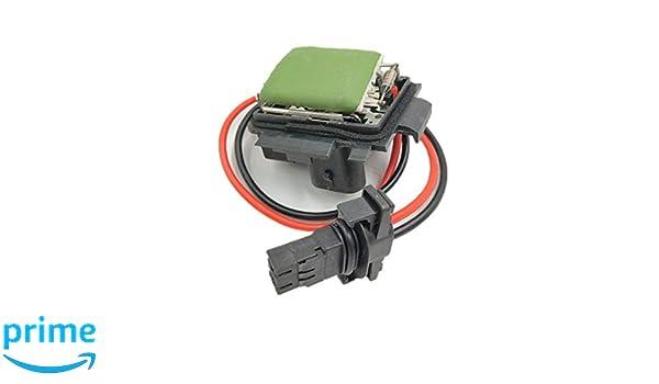 HZYCKJ/R/ésistance de moteur de ventilateur de chauffage de contr/ôle de ventilateur de voiture OEM # 7701046941