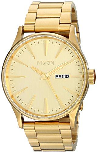 reloj-nixon-the-sentry-a356502-hombre-dorado