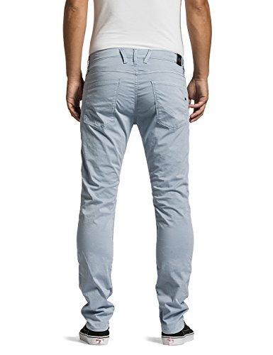 Replay Herren Slim Jeans Anbass Blau (LIGHT BLUE 781)