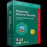 ANTIVIRUS KASPERSKY Internet Security 2018-1 Licencia / 1 AÑO Attached - NO CD/Formato Tarjeta - PROTECCIÓN EFICAZ - para PC/Mac/MOVILES