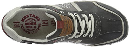 Mustang Herren 4027-313-200 Low-Top Grau (200 stein)