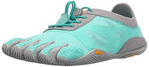 Vibram Five Fingers Kso Evo, Scarpe Sportive Outdoor Donna, Verde (Green Mint/Grey), 36 EU