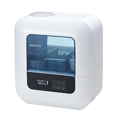 41qqZ0NaMCL - Boneco U700 Ultrasonic Humidifier with Built in Hygrostat, 9 Litre, 45 W, White
