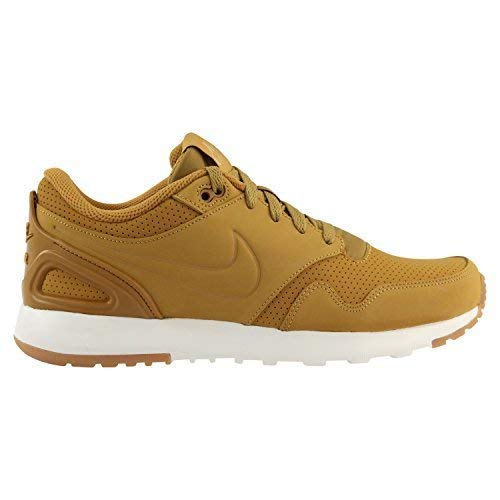 Nike Herren Air Vibenna Premium Braun Leder/Textil Sneaker 44,5