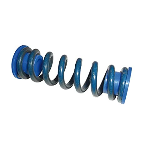 Replacement Spring medium Airwings for Evolution &Extrabike, Blue, 56 MM Short
