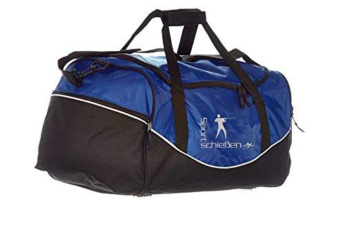 Tasche Team QS70 blau/schwarz Sportschießen