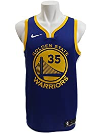 Nike Gsw M Nk Swgmn Jsy Road Camiseta 2ª Equipación Golden State Warriors de Baloncesto,