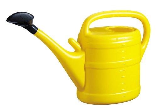 Lippert 702 010 02 Kunst.-Gießkanne 10 l gelb Gelbe 10