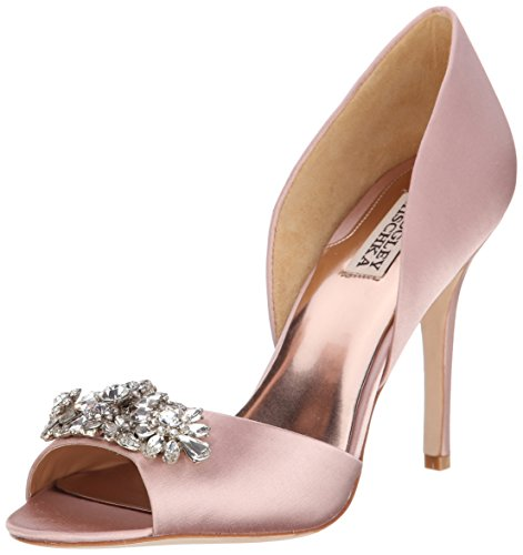 badgley-mischka-giana-damen-us-10-rosa-stockelschuhe