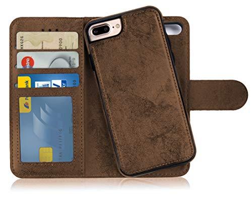 MyGadget Funda Flip Case Tapa [2 1] Apple iPhone 7