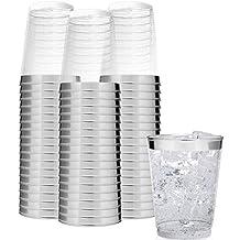 Mehrwegbecher Plastikbecher Kunststoffbecher Trinkbecher Hart Kunststoff Becher