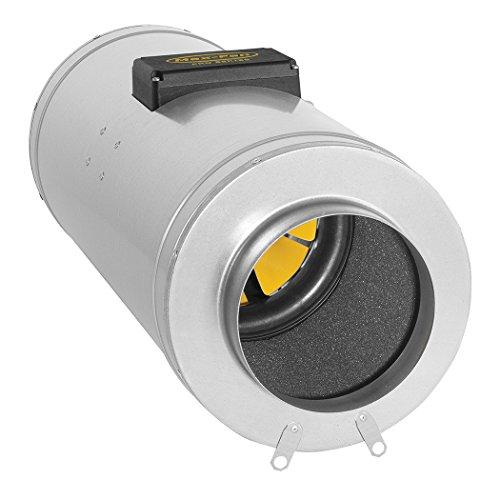 Can Fans Q de Max 150 EC Ventilateur, 716 M³/hr, argent, 70 x 29 x 33 cm, 08–356–525