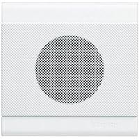 Bticino N4565 Livinglight Diffusore Sonoro, 16 OHM da Incasso per Scatole 506E e Pb526, Potenza 12 W, Antracite - Spa Diffusore