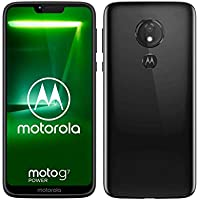 moto g7 power Dual-SIM Smartphone (5000mAh Akku, 6,2 Zoll Display, 12-MP-Kamera, 64GB/4GB, Android 9.0) Ceramic Black