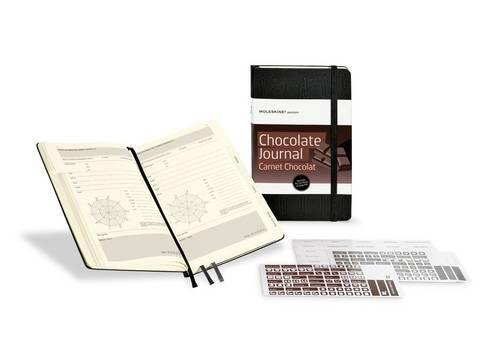 Moleskine Passion Journal Chocolate por Moleskine