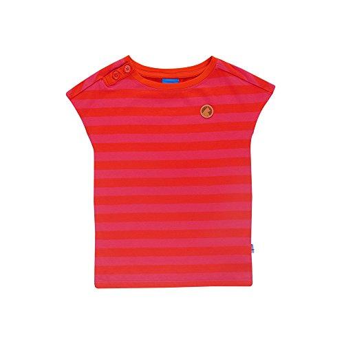 Finkid Helle grenadine cherry Kinder kurzarm T-Shirt mit UV-Schutz