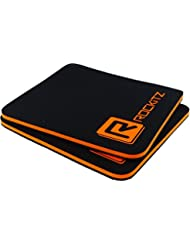 Alternative aux gants de levage de poids et gants de sport | ROCKITZ Premium Grip Pads avec nouvelle technologie composé-trois couches | gants de musculation et de sport