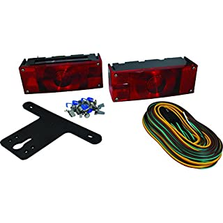 Attwood Low Profile Submersible Trailer Light Kit